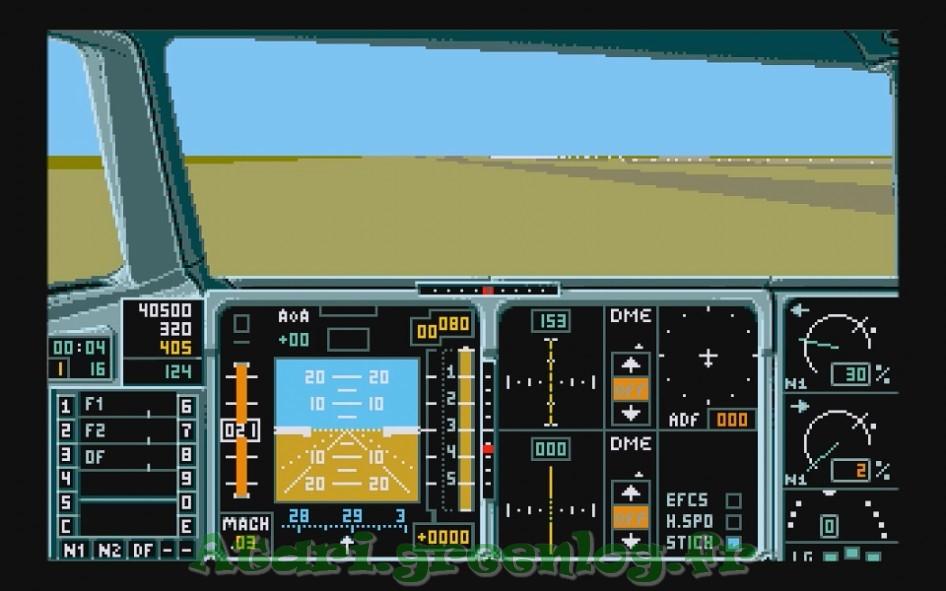 A320 Airbus : Impression d'écran 9