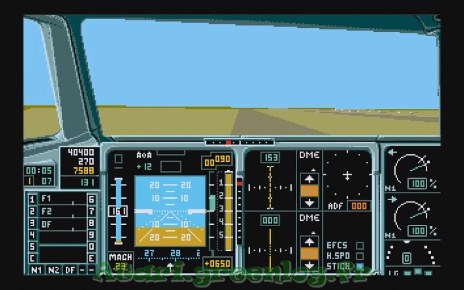 A320 Airbus : Impression d'écran 10