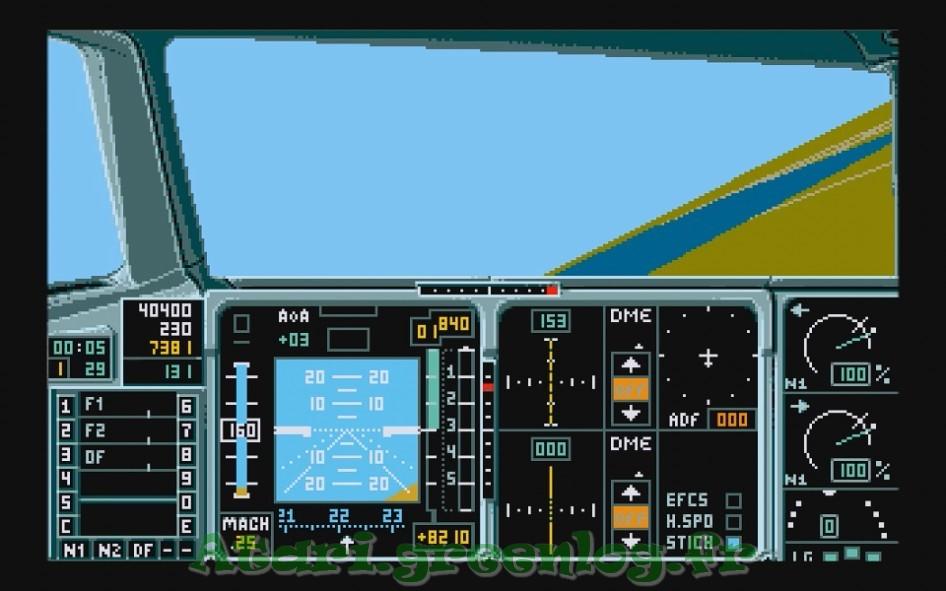A320 Airbus : Impression d'écran 11