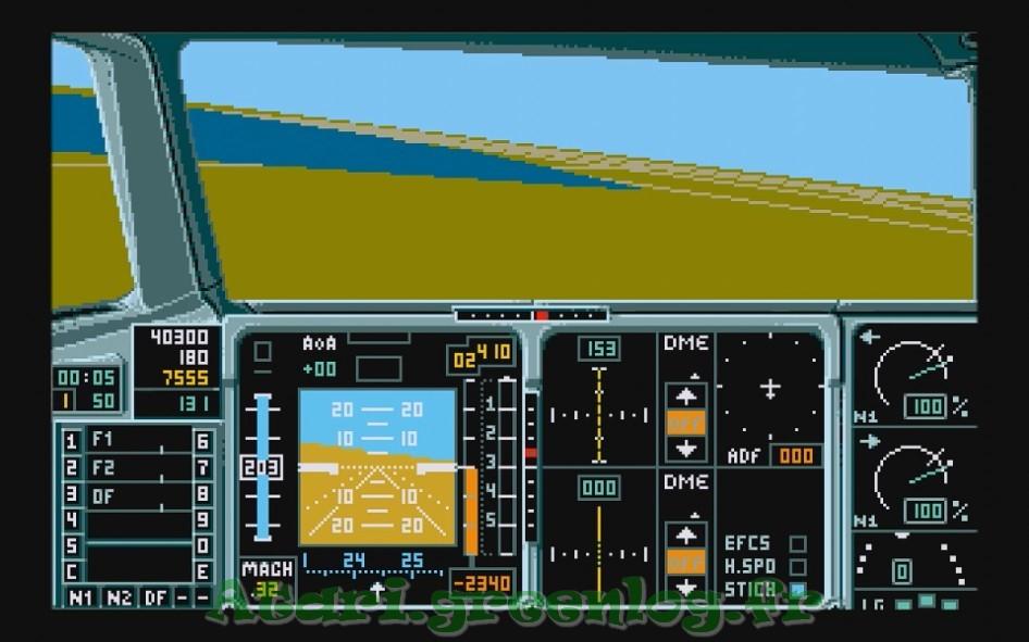 A320 Airbus : Impression d'écran 12