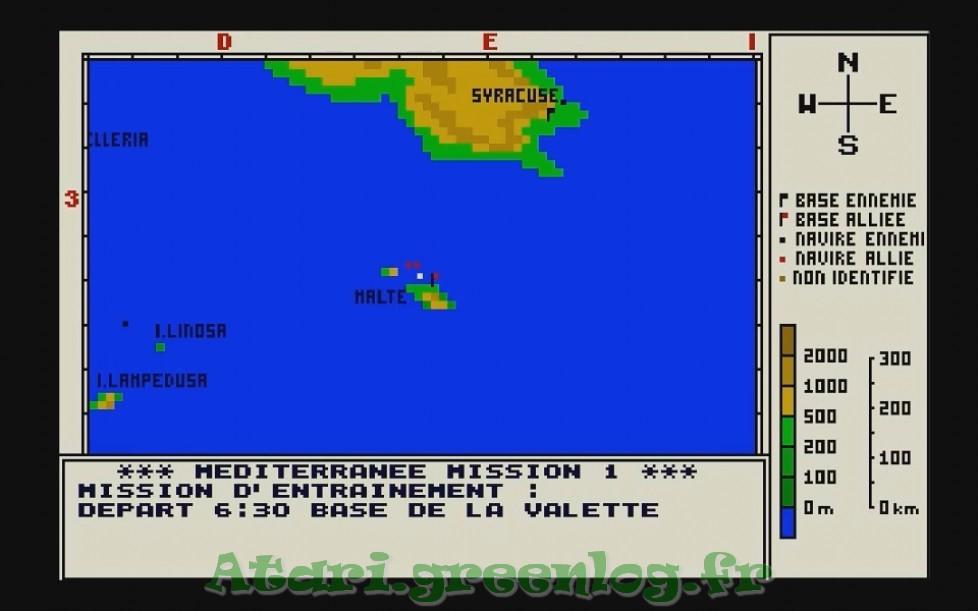 Advanced destroyer simulator : Impression d'écran 6
