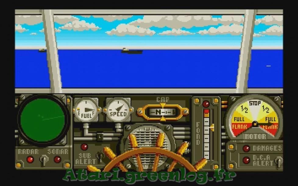 Advanced destroyer simulator : Impression d'écran 8