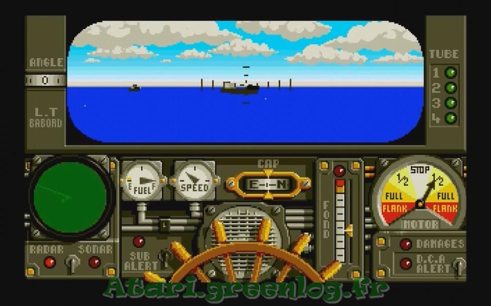 Advanced destroyer simulator : Impression d'écran 9