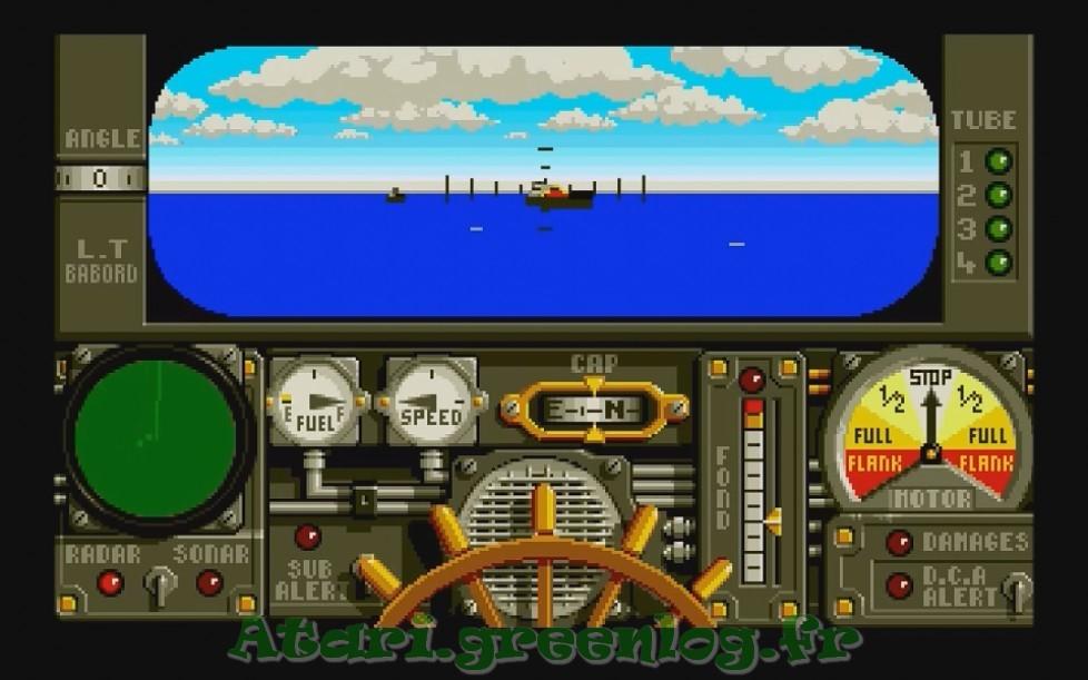 Advanced destroyer simulator : Impression d'écran 10