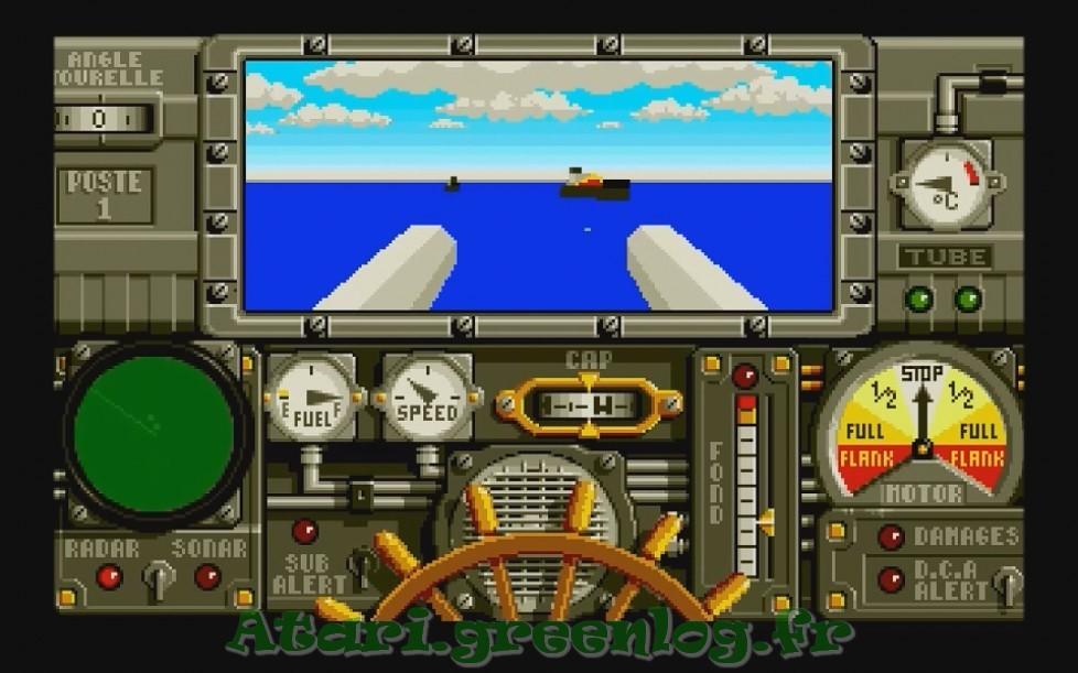 Advanced destroyer simulator : Impression d'écran 11
