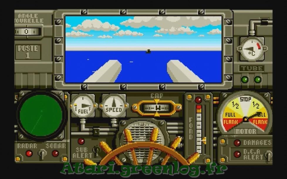 Advanced destroyer simulator : Impression d'écran 12