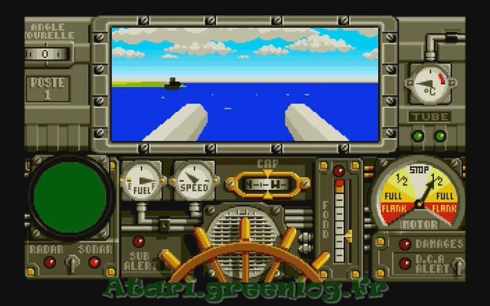 Advanced destroyer simulator : Impression d'écran 13