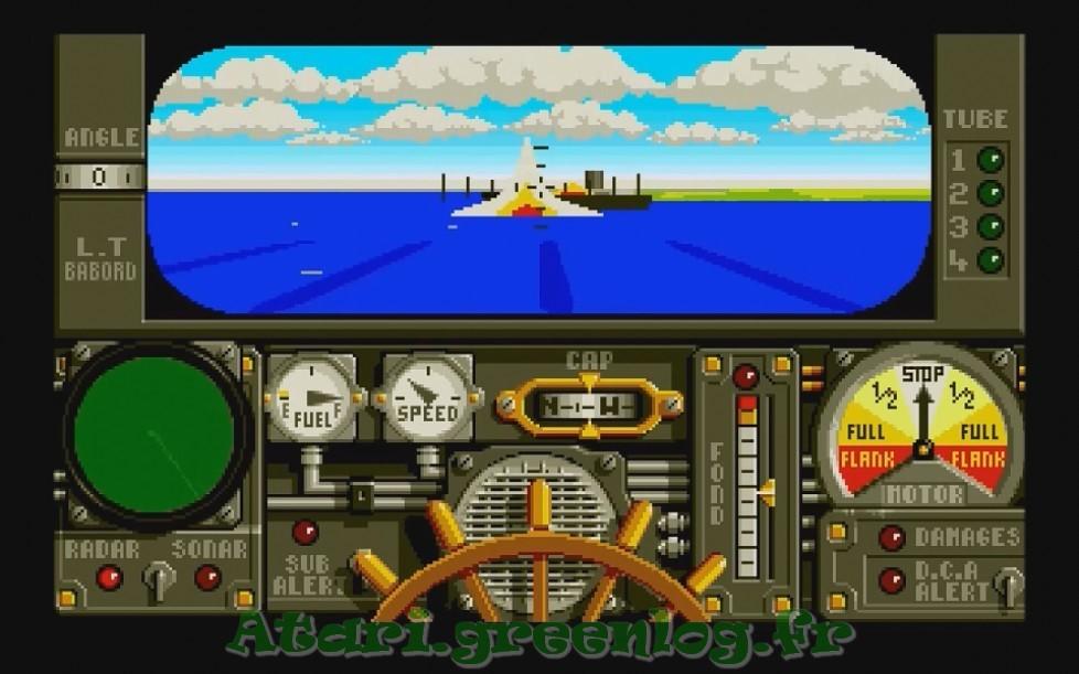 Advanced destroyer simulator : Impression d'écran 14