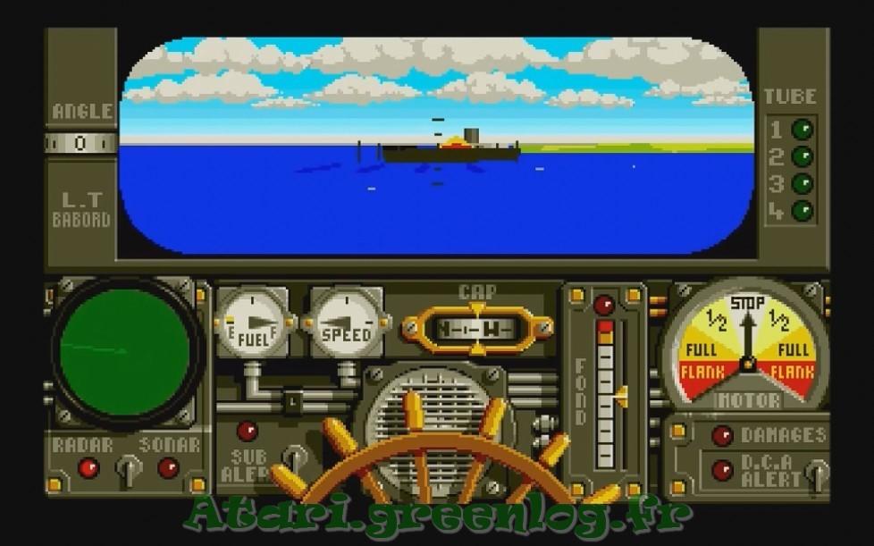 Advanced destroyer simulator : Impression d'écran 15
