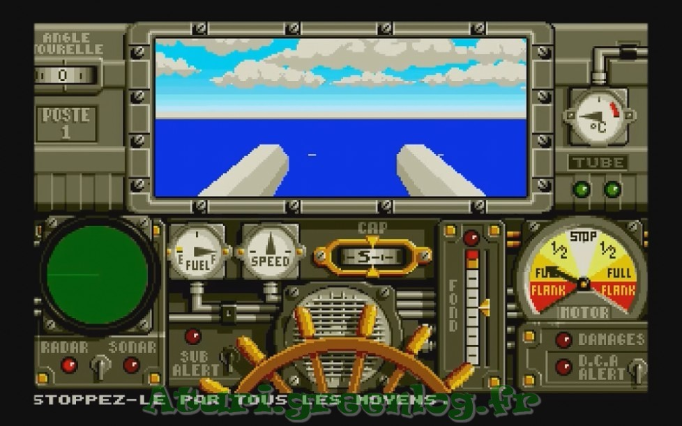 Advanced destroyer simulator : Impression d'écran 16