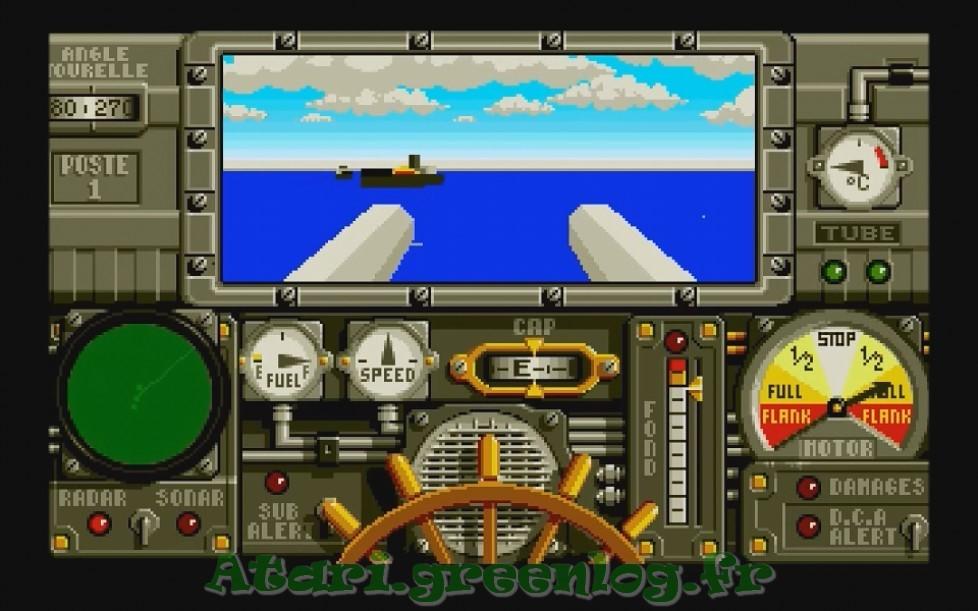 Advanced destroyer simulator : Impression d'écran 18