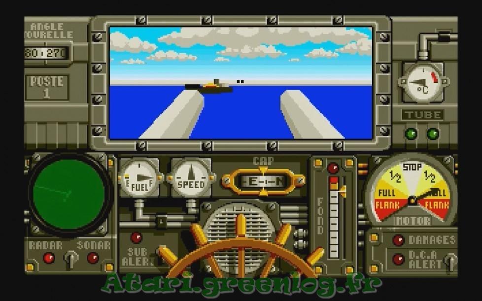 Advanced destroyer simulator : Impression d'écran 19