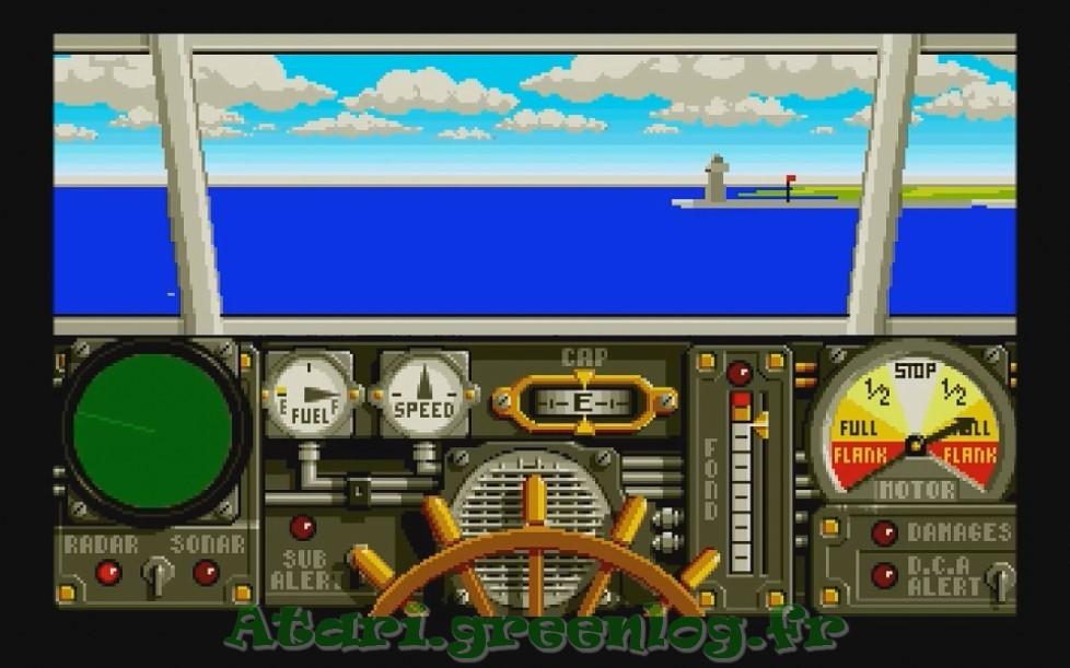 Advanced destroyer simulator : Impression d'écran 20