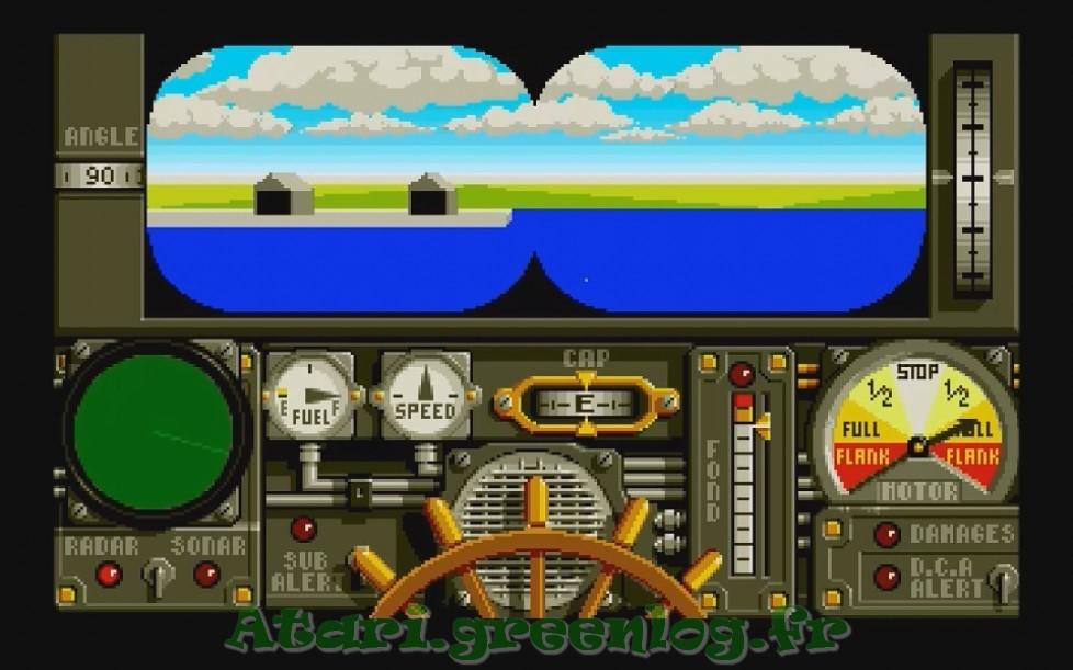 Advanced destroyer simulator : Impression d'écran 21
