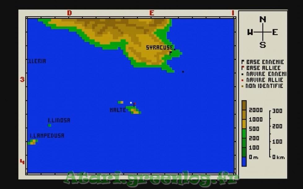 Advanced destroyer simulator : Impression d'écran 22