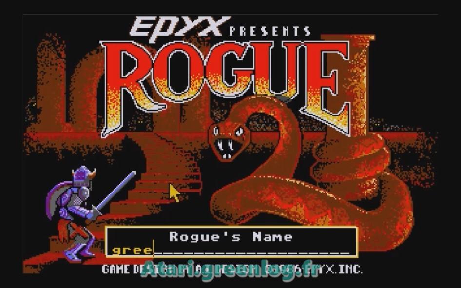 Rogue : Impression d'écran 7