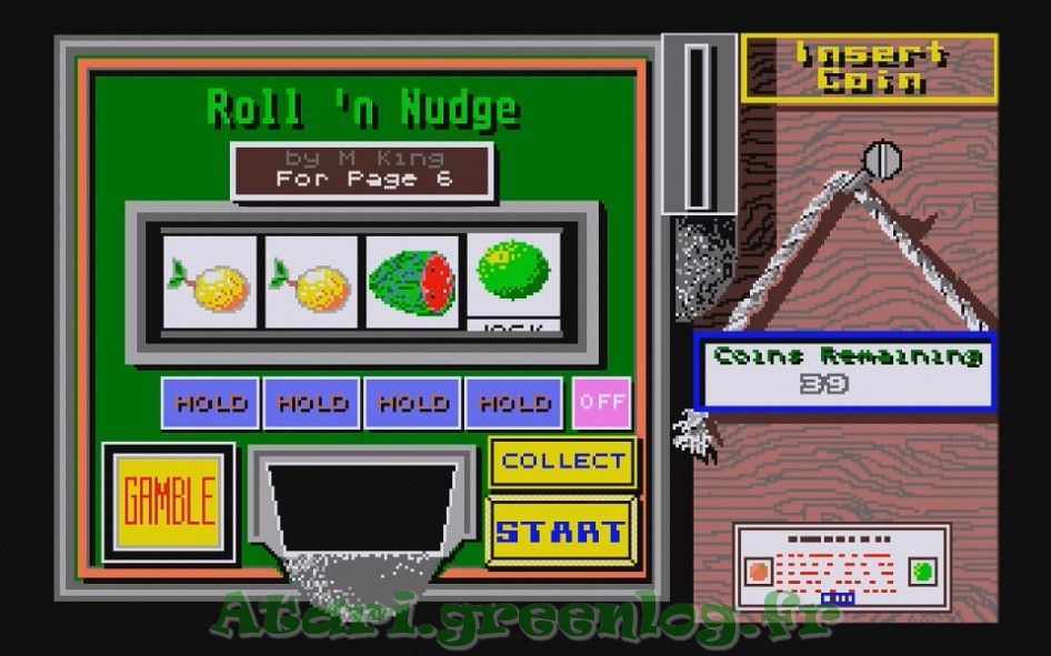 Rolln Nudge : Impression d'écran 2