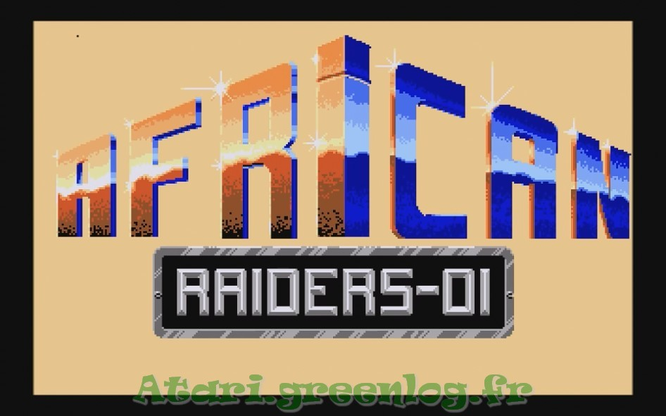 African Raiders