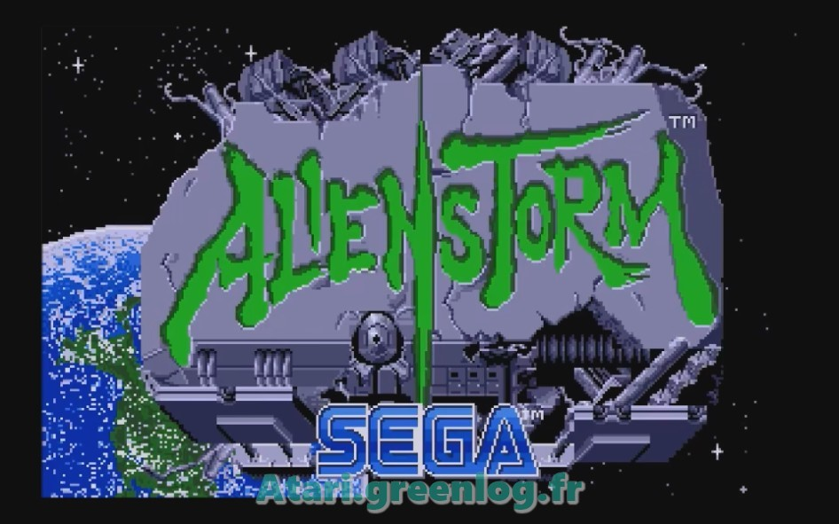 Alien Storm : Impression d'écran 3