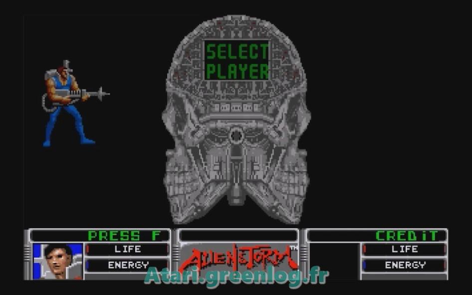 Alien Storm : Impression d'écran 4