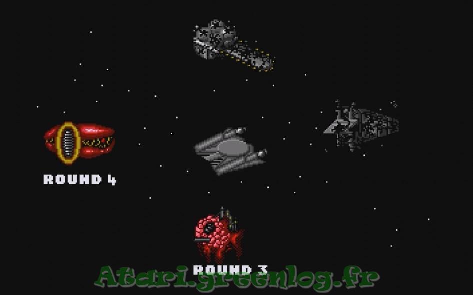 Alien syndrom : Impression d'écran 31
