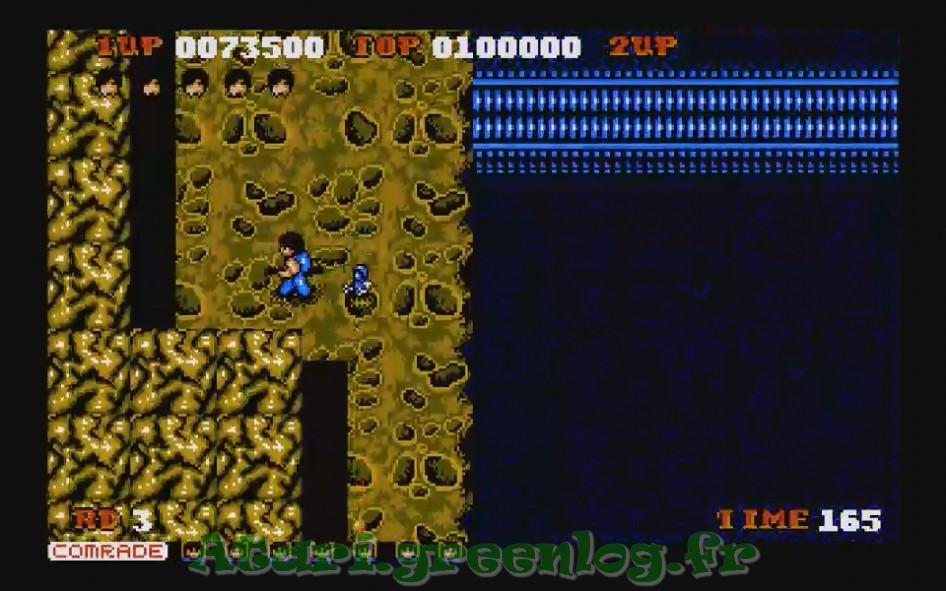 Alien syndrom : Impression d'écran 33
