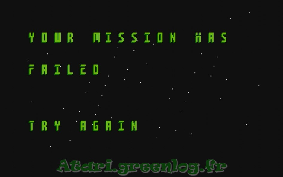 Alien syndrom : Impression d'écran 40
