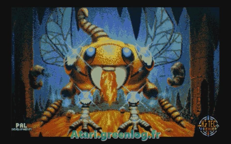 Alien World : Impression d'écran 2