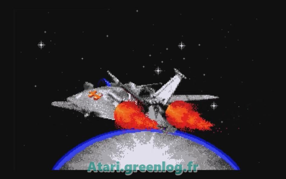 Alien World : Impression d'écran 3