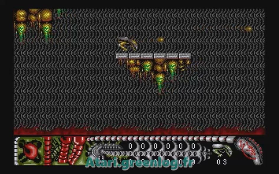 Alien World : Impression d'écran 8