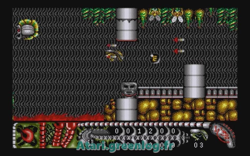 Alien World : Impression d'écran 9