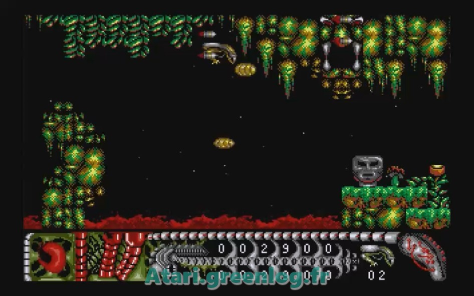 Alien World : Impression d'écran 12