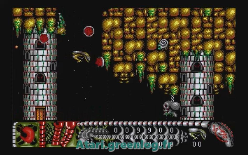 Alien World : Impression d'écran 16