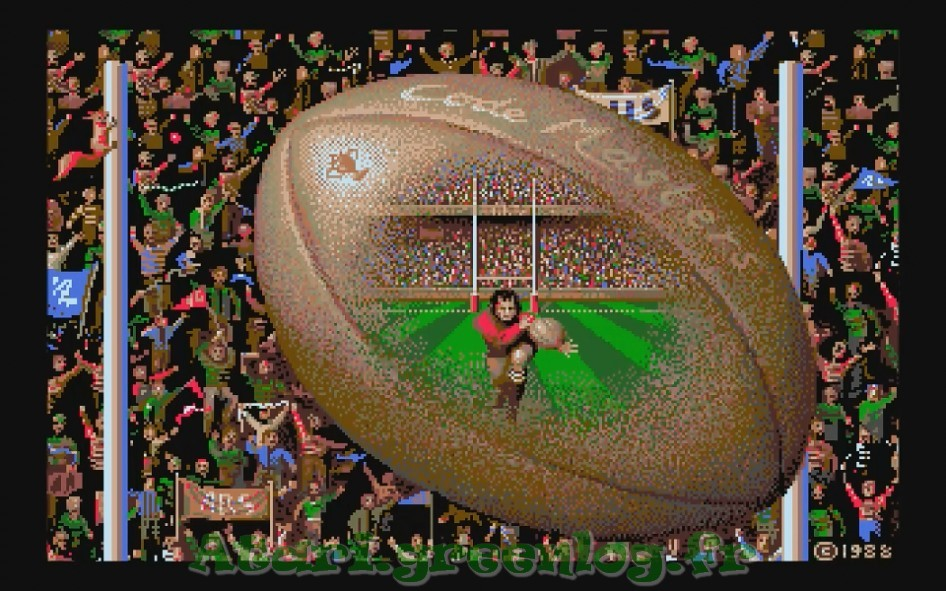 Advanced Rugby Simulator