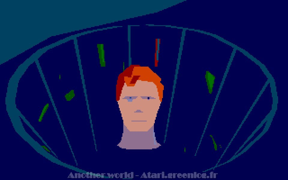 Another world : Impression d'écran 1
