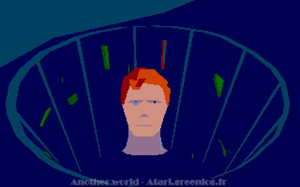 Another world : Impression d'écran 1