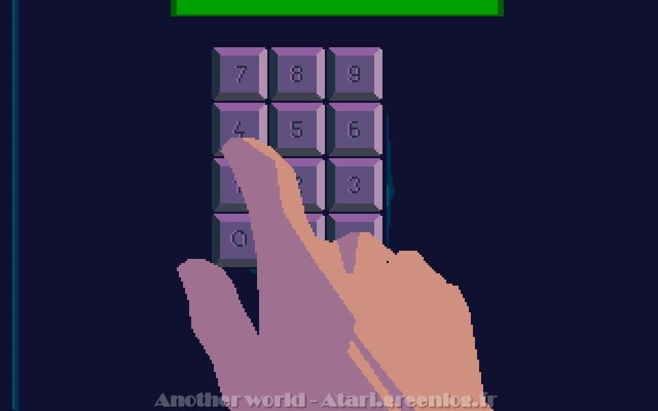 Another world : Impression d'écran 10
