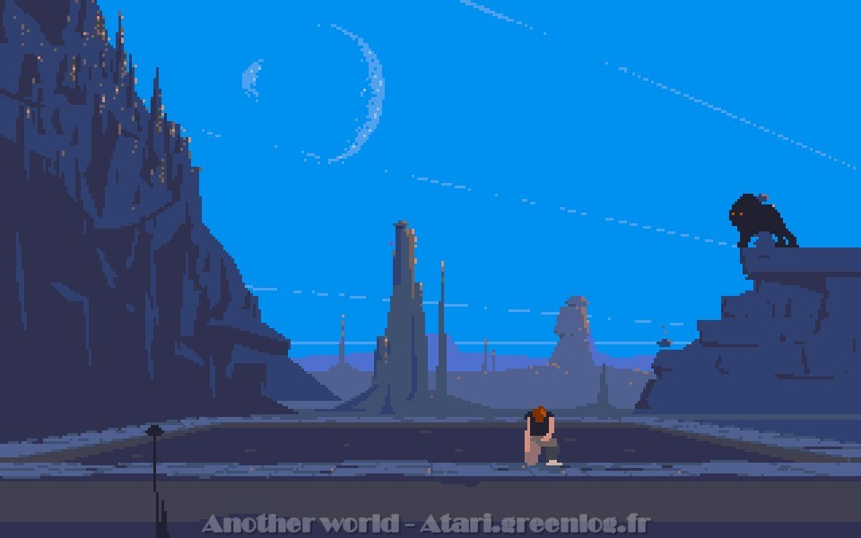 Another world : Impression d'écran 19