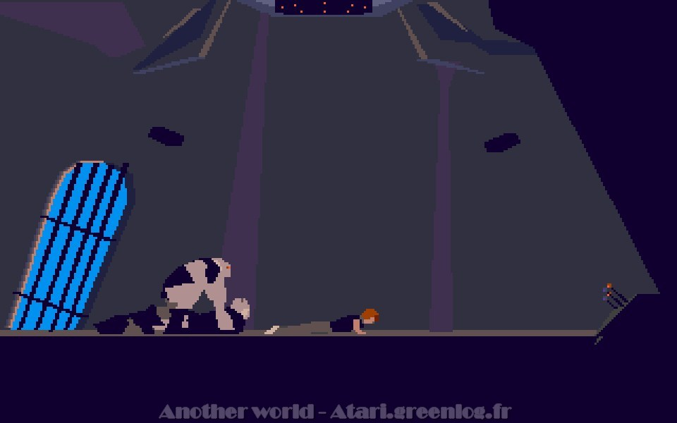 Another world : Impression d'écran 25