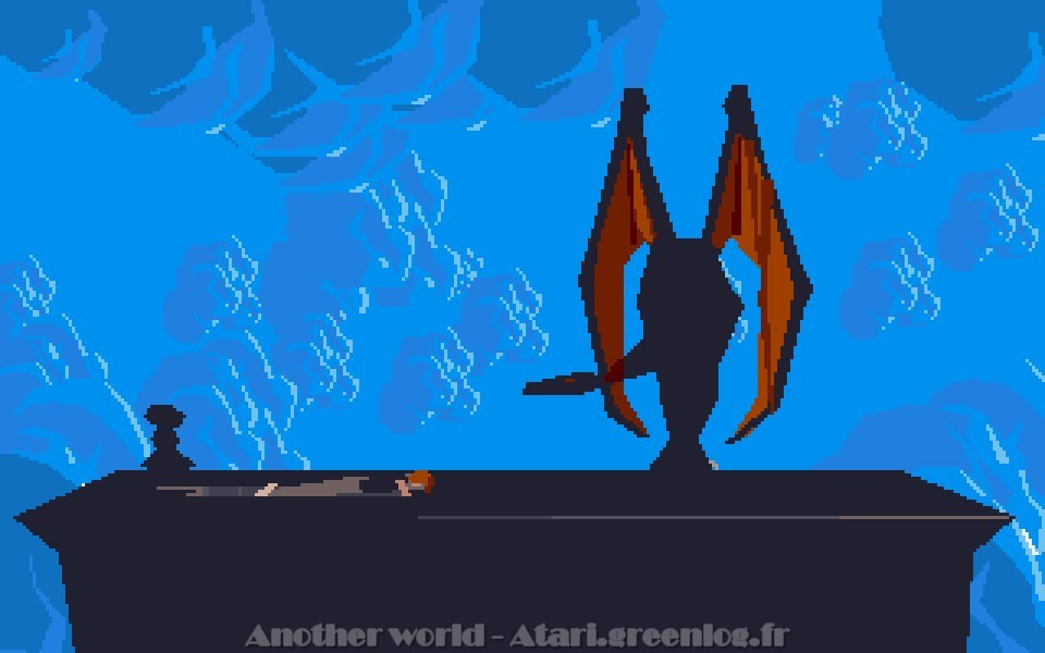 Another world : Impression d'écran 26
