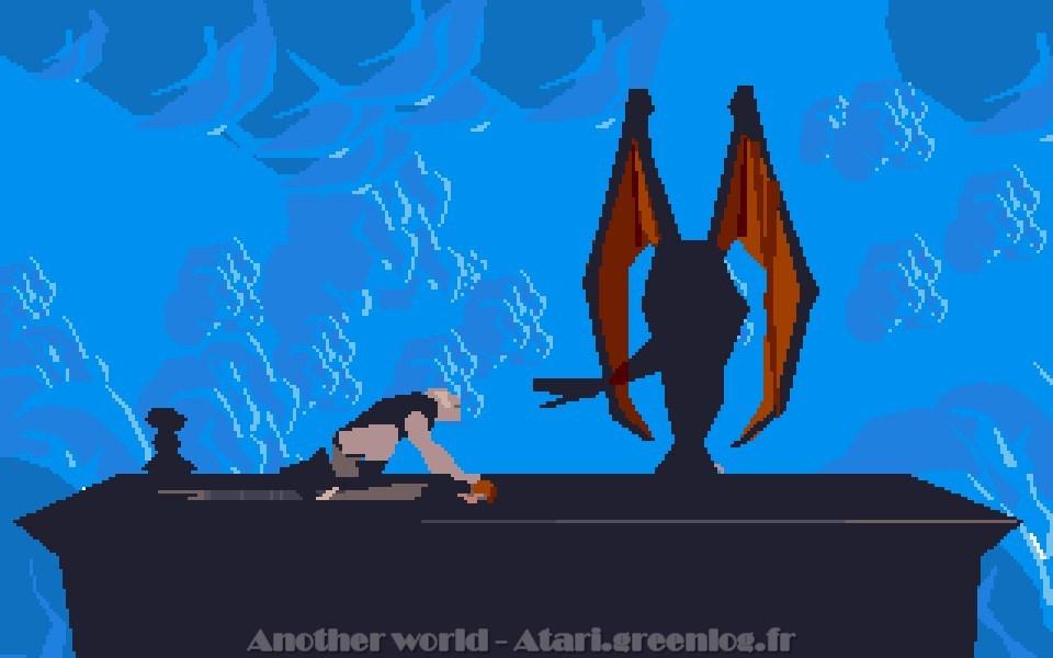 Another world : Impression d'écran 27