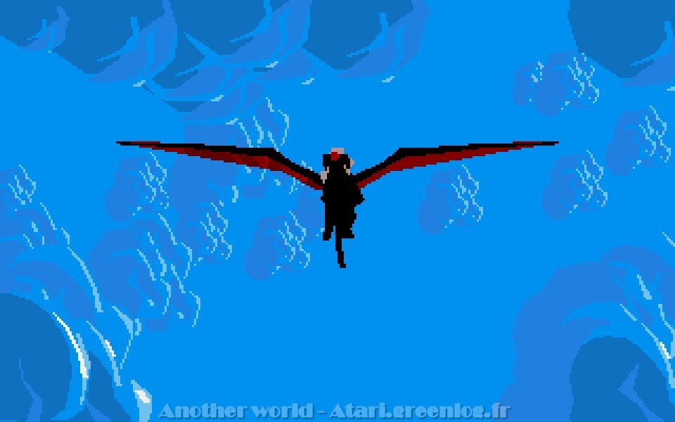 Another world : Impression d'écran 29