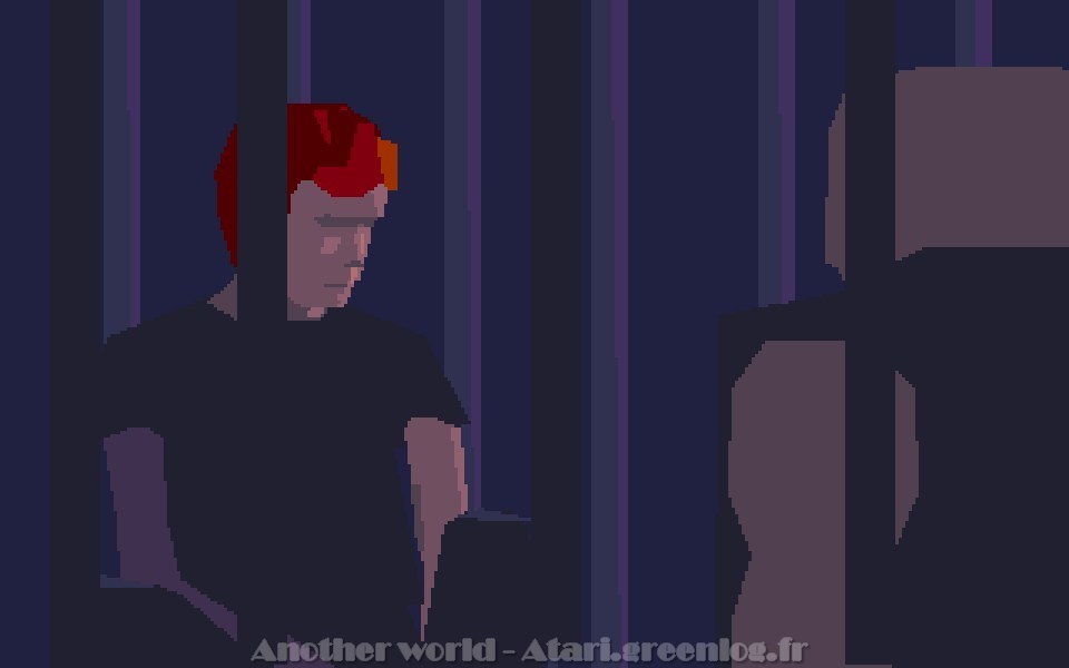 Another world : Impression d'écran 32