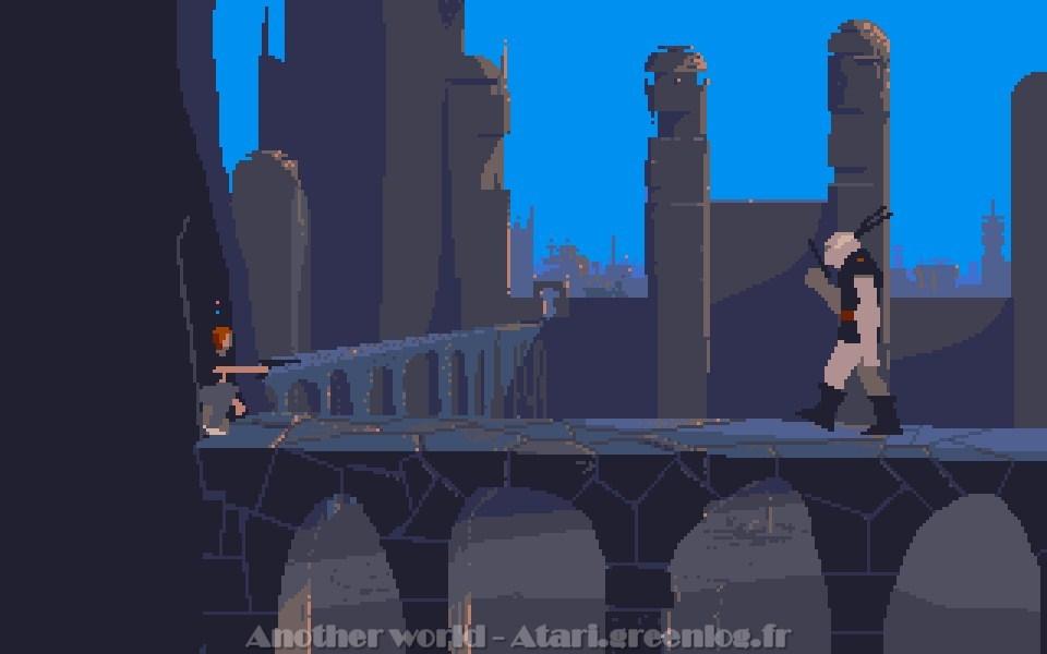 Another world : Impression d'écran 42