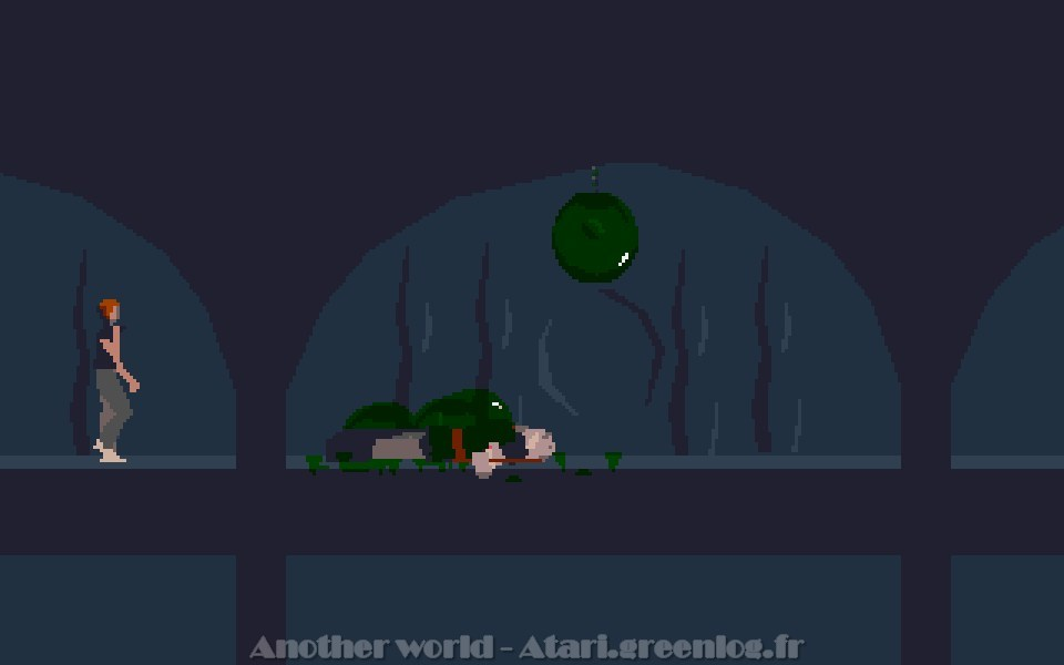 Another world : Impression d'écran 48