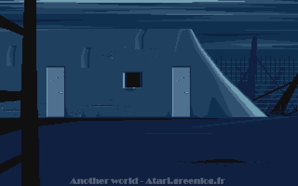 Another world : Impression d'écran 5