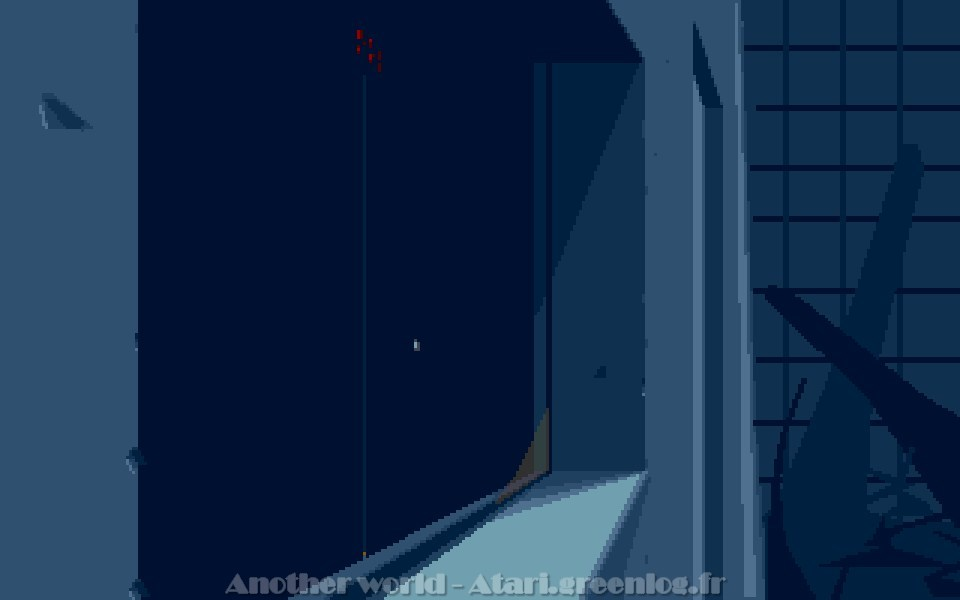 Another world : Impression d'écran 8