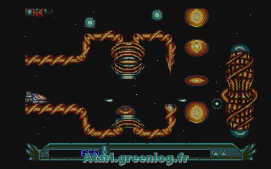 Armalyte : Impression d'écran 7