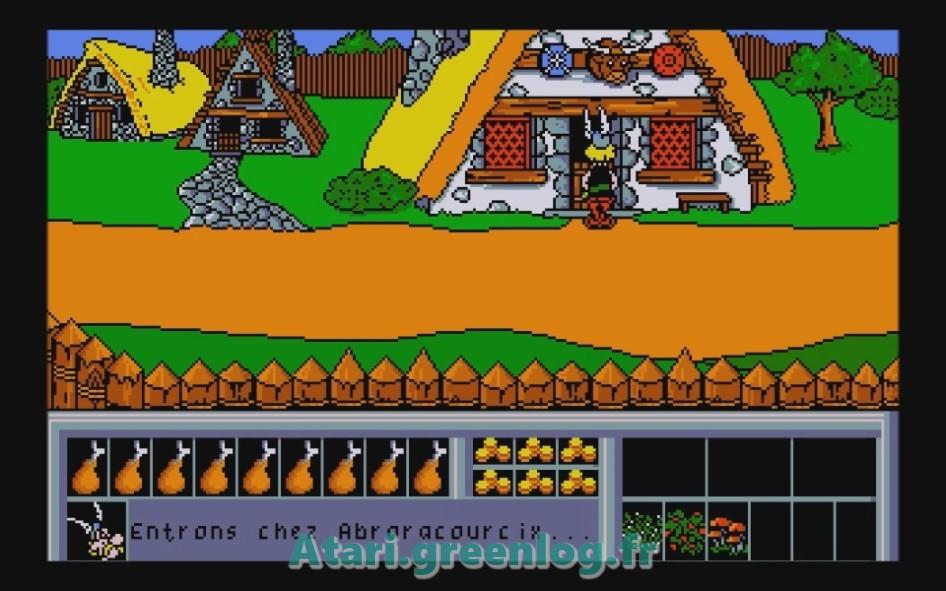 Astérix et le coup du menhir : Impression d'écran 3