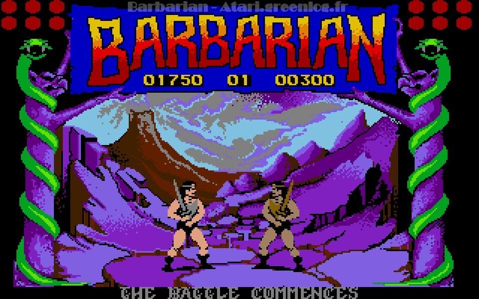 Barbarian : Niveau 2